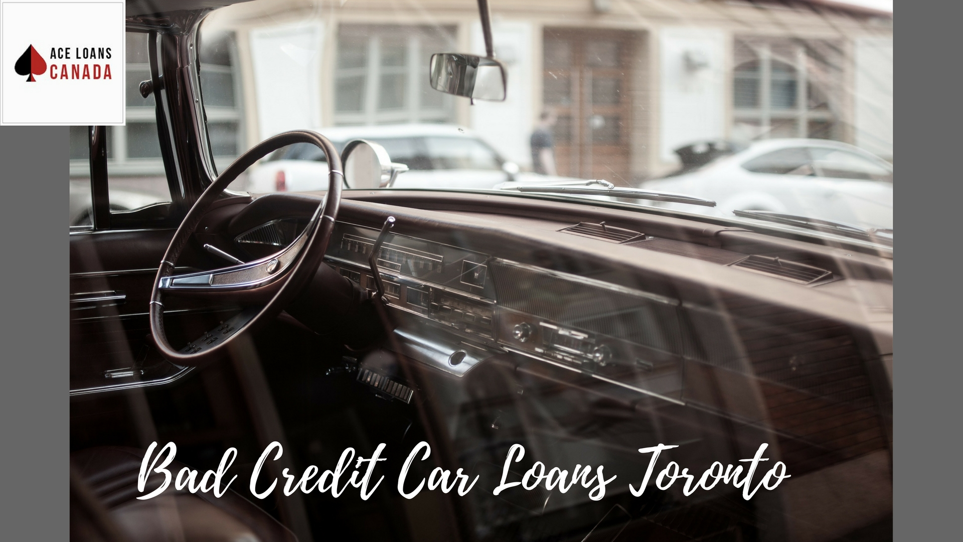 Bad Credit Car Loans Toronto